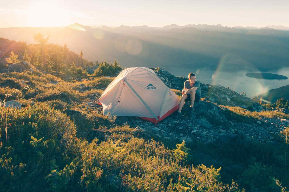How To  Prevent Condensation in A Tent