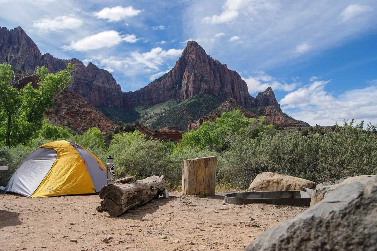 How To Have a More Eco-Friendly Camping Trip